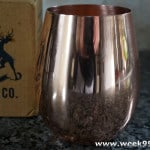 Change Up Your Wine Routine with a Copper Wine Cup