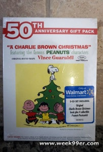 A Charlie Brown Christmas 50th Anniversary Gift Pack Giveaway