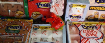 Spend Your Holiday with Your Favorite PEEPS + Giveaway! #peepsholiday
