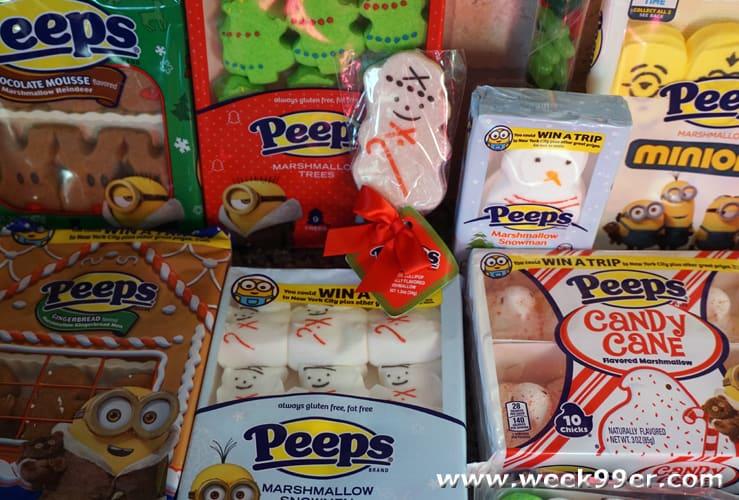 peeps holiday giveaway