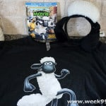 Shaun The Sheep Gift Pack Giveaway