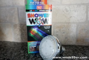 shower wow review