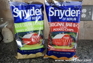 Snyders of Berlin Brings Gluten Free Chips to the Market!