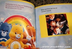Let Your Kids Star in a Care Bears Book with Twigtale!