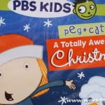Help Save Christmas using Math with Peg + Cat!