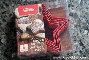 trudeau star cookie cutter review