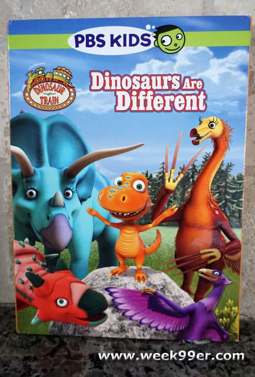 Dinosaurs are different review