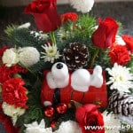 Teleflora's 2015 Peanuts Holiday Bouquet Giveaway!