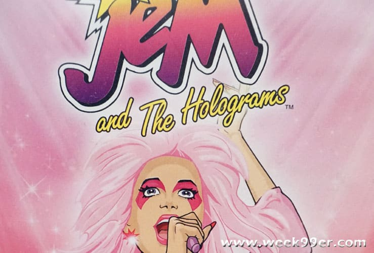 Jem and the holograms the complete series review