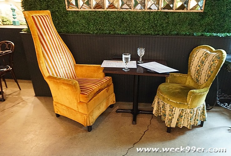 ... mad hatter bistro review ... & Mad Hatter Bistro Mixes Quirky Interiors with Small Plates