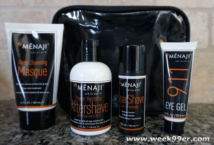 DAVID Skincare Set Review