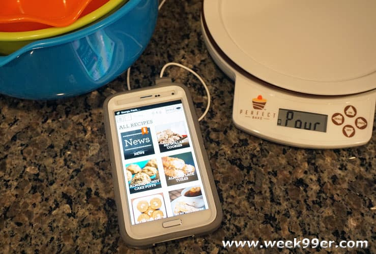 Perfect bake pairs technology with your recipes for Perfect bake bluetooth