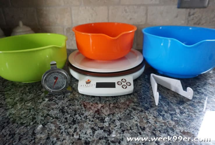 Perfect bake pairs technology with your recipes for Perfect bake scale review
