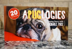 Say You're Sorry with Apuglogies