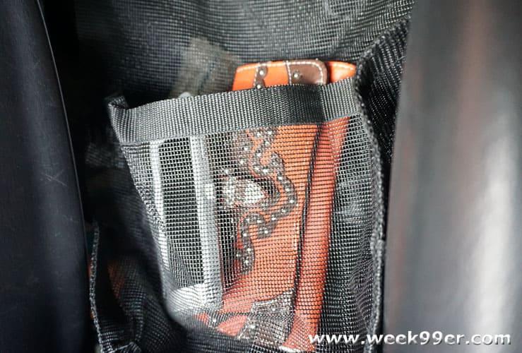 purse pouch review