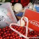 Make a Holiday Date Night with a Redbox Gift Basket @redbox #GiveALilRedbox #IC #ad