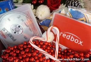 Make a Holiday Date Night with a Redbox Gift Basket @redbox #GiveALilRedbox #IC #ad