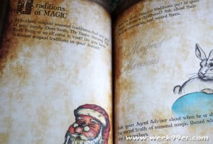 Society of Seasonal Secretkeepers Field Guide review