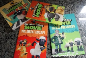 Shaun the Sheep Books Bring the Farm to Your Home
