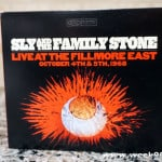 Sly and the Family Stone Live At the Fillmore East Now Available