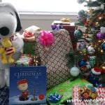 Snoopy Holiday Door Greeter Giveaway!