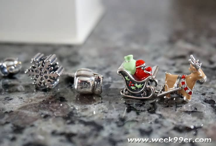 soufeel holiday charms review