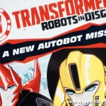 Transformers Robots in Disguise Is Full of New Adventures