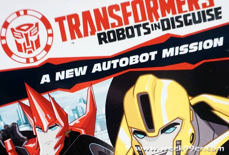 transformers Robots in Disguise review