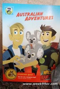 Wild Kratts: Australian Adventures review