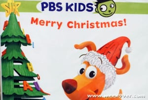 Wordworld: Merry Christmas Helps Build Word Recognition