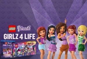 Girlz 4 Life Blu-ray And LEGO Prize Pack Giveaway