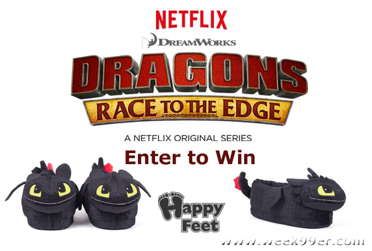 toothless slippers giveaway