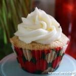 Spiked Eggnog Cupcake Recipe