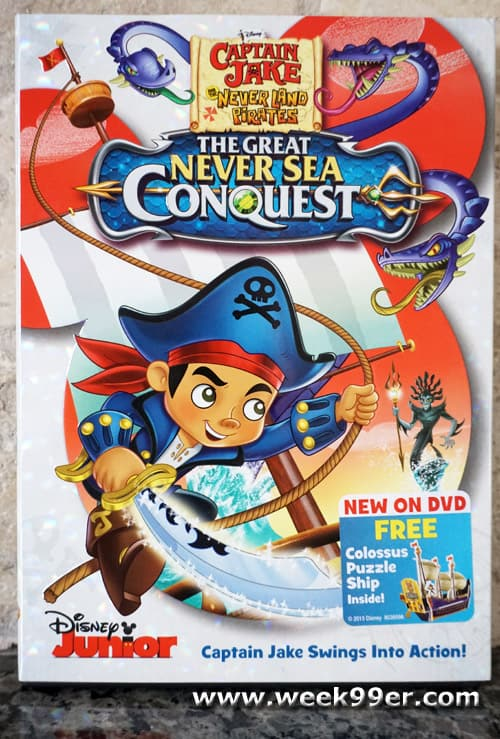 Captain Jake and the Never Land Pirates Review