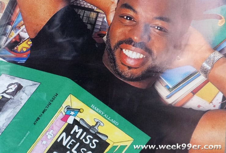 Your Favorite Stories read by Favorite Stars in Reading Rainbow's Miss Nelson is Back
