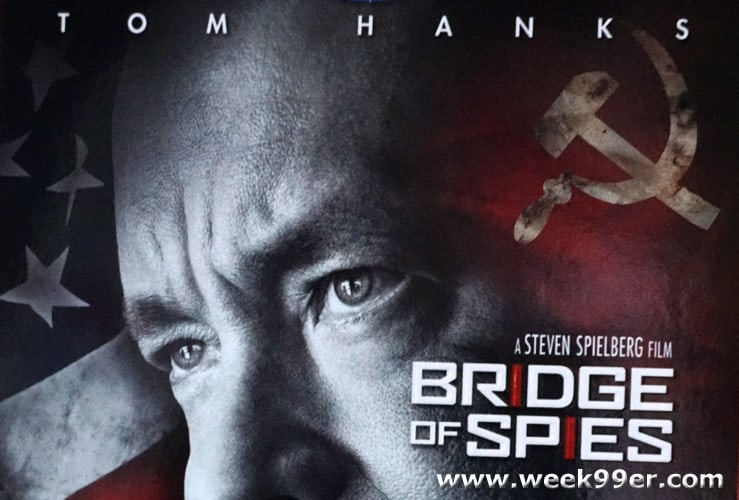 Bridge of Spies Comes to Blu-Ray