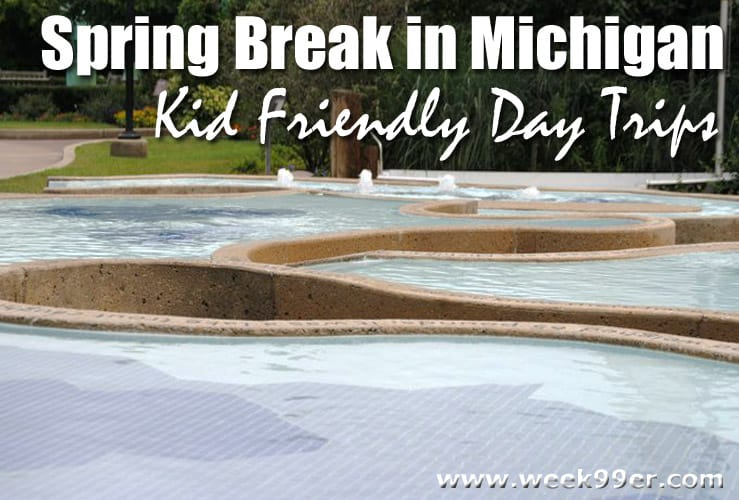 Day Trips in Michigan kid friendly