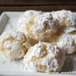 Lemon Crackle Cookie Recipe #NMVCakes