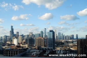 The Best View in Chicago from the Hyatt McCormick Place @hyattmccormick