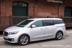 The 2016 Kia Sedona – Not Your Mother's Mini Van!