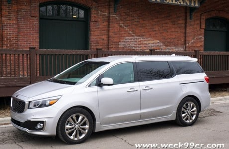 The 2016 Kia Sedona – Not Your Mother's Mini Van!