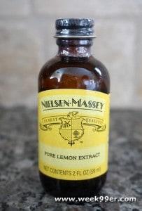 Nielsen Massey Lemon Extract Review