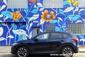 The 2016 Mazda CX-5 is the Perfect Ride for a Small Family