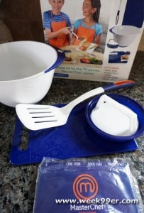 master chef junior cooking set review