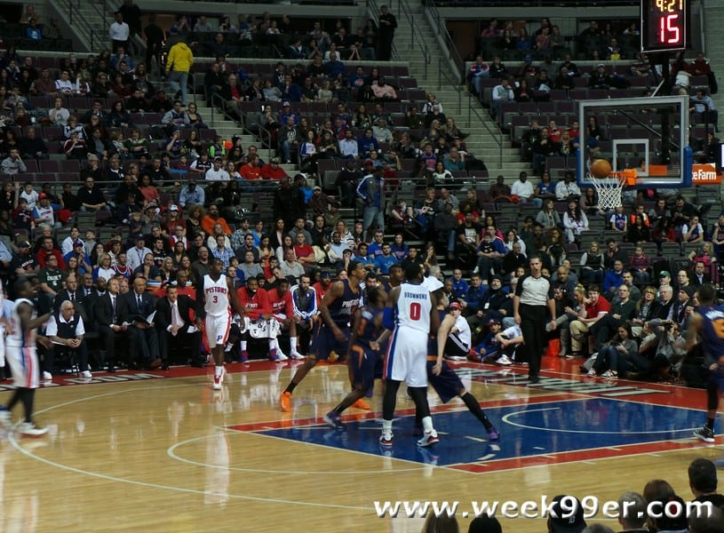 pistons game review