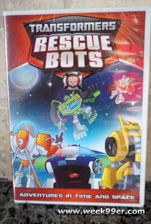 rescue bots adventures in time and space review