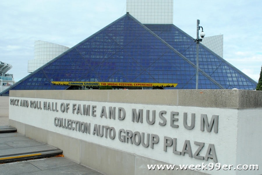 rock and roll hall of fame review