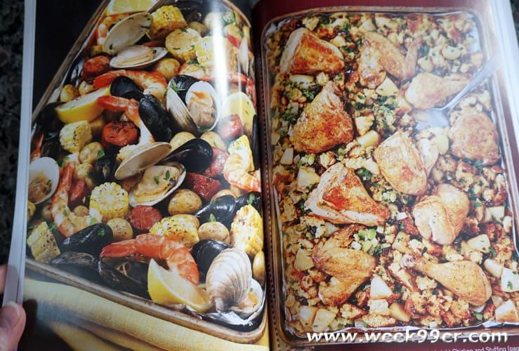 sheet pan meals cookbook review