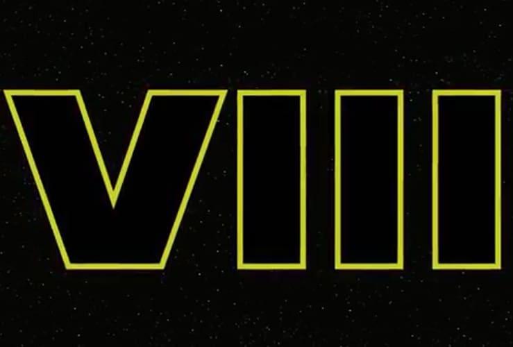 Star Wars Episode VIII Teaser