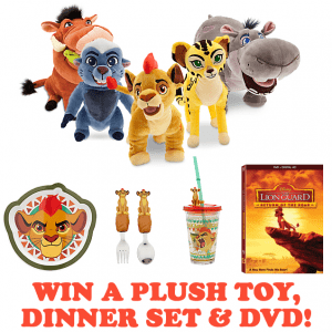 The Lion Guard Giveaway